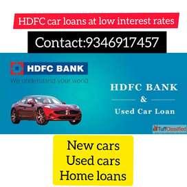 Car loans financial services