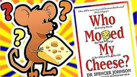 Who Moved My Cheese? blog to change life
