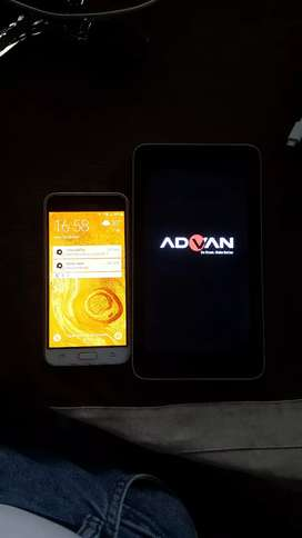 Jual tablet advan 500.000.lagi bu