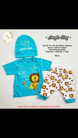 Fashion King Jungle Set Kids