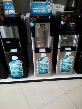 Sharp dispenser GALON BAWAH SWD-72EHL-BK/BL