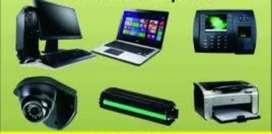 Computer Laptop & CCTV camera service