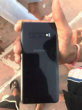 Samsung S10 8gb ram 128gb internal 2 months old