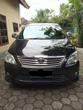 Dijual Toyota Kijang Innova Diesel 2013