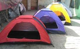 Camping tent Available in different sizes