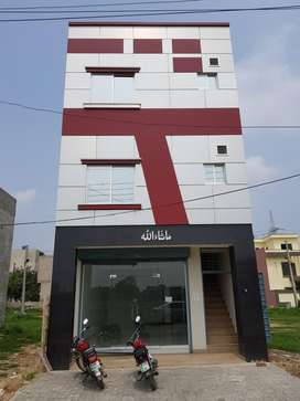 Commercial Plaza for sale in Pak Arab Phase 1. LDA approved