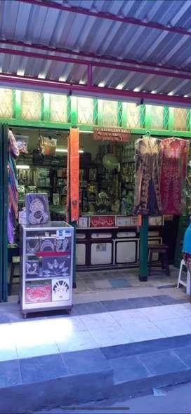 Ruko/ toko satu lantai , di pasar jatinegara