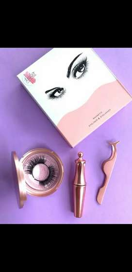 M5 magnetic liner and megnetic lashes