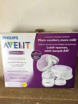 Phillips Avent breast pump elektrik