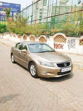 Honda Accord 2.4 Elegance Automatic, 2010, CNG & Hybrids