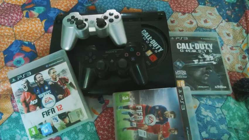 PlayStation 3 (ps3) 0