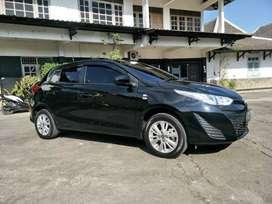 Toyota Yaris E 2018 like new