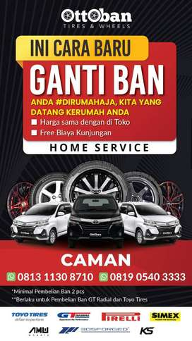 Ban Toyo Tires - Lebar 205/45 R17 Toyo DRB Di Toko Ottoban Caman