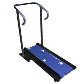 Manual Treadmill began out the Saturday after Halloween, however