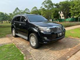 Toyota Fortuner G 2.5 Diesel Automatic Matic AT luxury