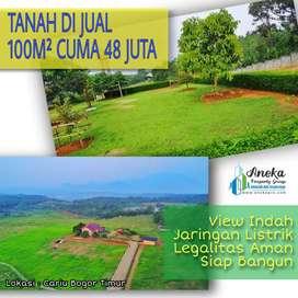 tanah dekat lokasi wisata bisa untuk Villa d jual murah