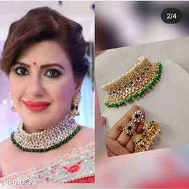 Jewelry set for women .