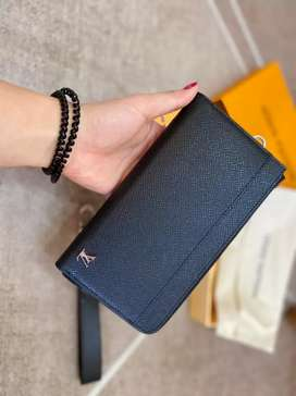 DOMPET LV NEW ZIPPY WALLET SUP3R MIRR0R QUALITY
