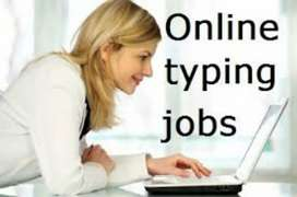 Data entry work home based job