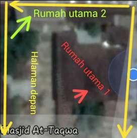 Dijual Tanah Luas Bonus Rumah (842m²) Jambu Kulon Ceper Klaten