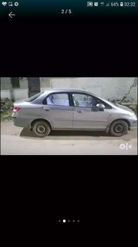 Honda City ZX 2005 Petrol 85000 Km Driven