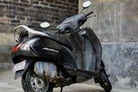 Honda Activa black