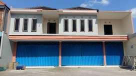 RUKO Jalur Pariwisata Ramai Dekat Rumah Sakit di Yeh Gangga Tabanan