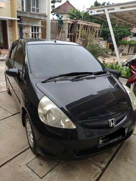Honda Jazz 2007 Hitam AT Mulus