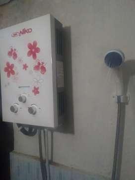 Praktis x Water Heater gas Niko