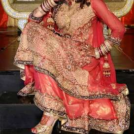 New bridal lehga for sale