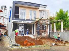 Rumah Baru Dalam Perumahan Elit Pesona Merapi Jalan Kaliurang Km 9