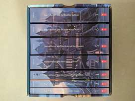 Harry Potter Special Edition Paperback Box Complete Set