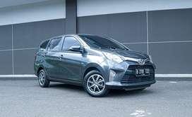 Toyota Calya G A/T 2018 Abu