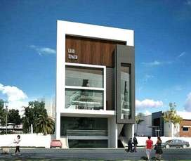 275000 Rent Getting Commercial Building - South Bazar - 6.75 Cr