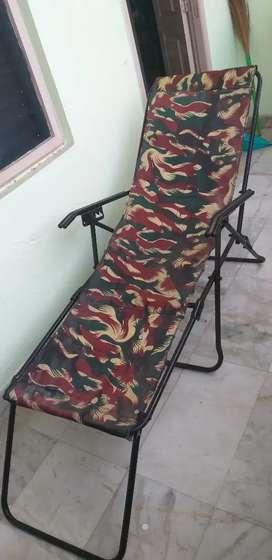 Good condition sleeping chair