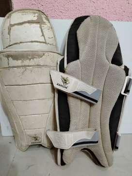 Wicket keeping pad