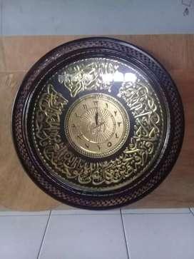 Jam Kaligrafi ukuran jumbo 75 x 75