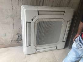 Mitsubishi Cassette Ac Available,4 Ton,less used,gas store