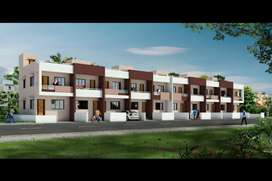Luxurious  row bungalows  for sale in vishvyanraje  nagar kedgaon