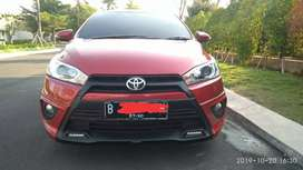 Toyota all new yaris s trd sportivo 1.5 mt 2015 manual harga murah
