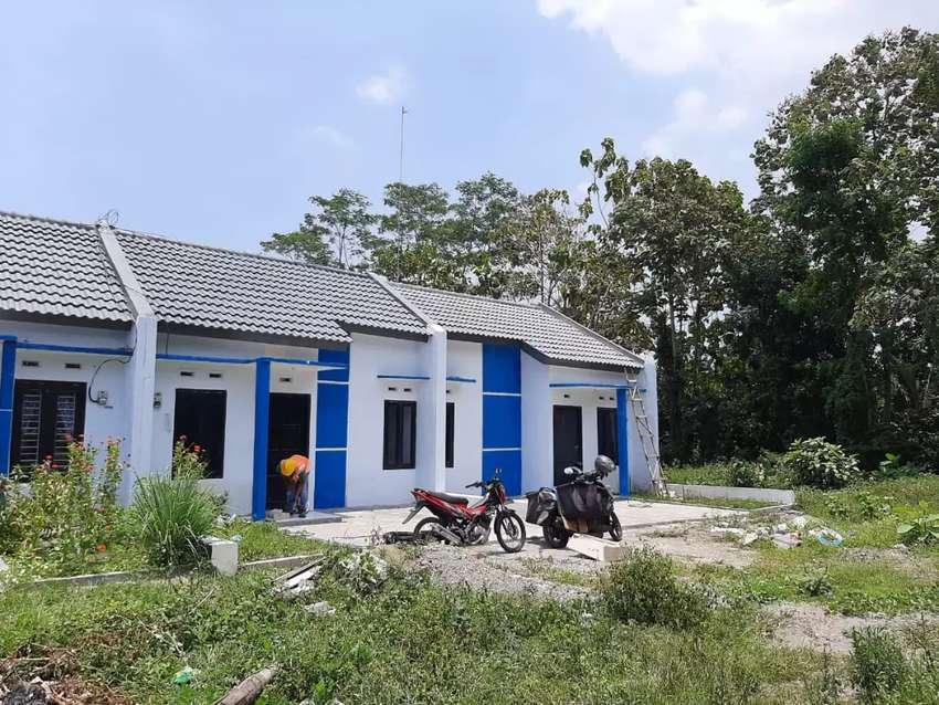 Rumah subsidi5 menit dari kampung inggris sisa 3 unit 0