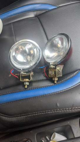 Fog light halogen