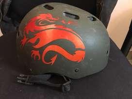 Kids skating helmet imported