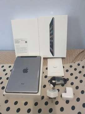 Apple iPad Mini 2 Wifi Cellular 32Gb Fullset Space Gray Surabaya