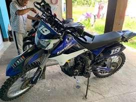 Kawasaki klx 250cc 2011