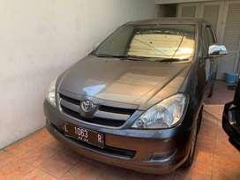 Innova 2008 Grey Istimewa DP 15JT Jual Mobil Murah Surabaya Gresik