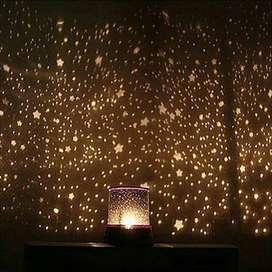 lampu star musik