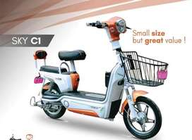 JOLTA ELECTRIC Scooties