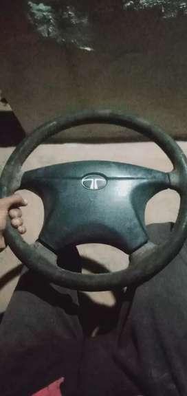 Steering Dena he only 500 me