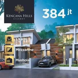 Kencana Hills Cilebut Bogor, Syariah Modern Dekat Stasiun Cilebut